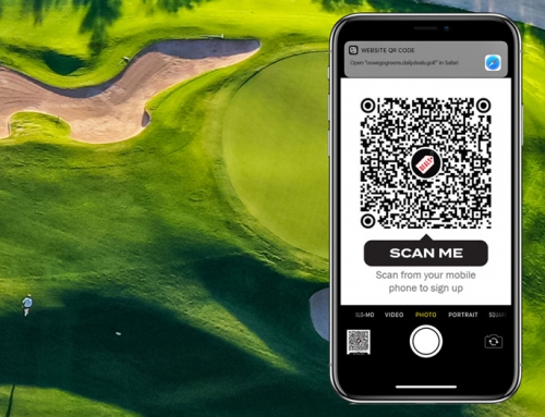 Using QR Codes in Golf Course Marketing